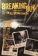 Breaking Out The Alcatraz Concert Run DMC Usher Missy Eliott  ALL Region DVD VGC
