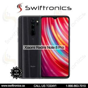 Brand New Xiaomi Redmi Note 8 Pro Factory Unlocked Global Version Toronto (GTA) Preview