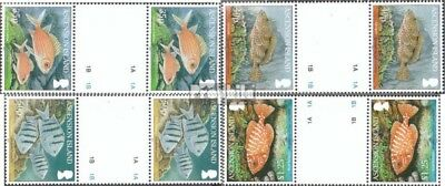 Stamps Africa Ascension 1098zs-1101zs Between Steg Couples Mint Never Hinged Mnh 2010 Fish The To Be Highly Praised And Appreciated By The Consuming Public