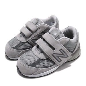 New-Balance-990-Wide-Grey-White-TD-Toddler-Infant-Baby-Casual-Shoes-IV990GL5-W