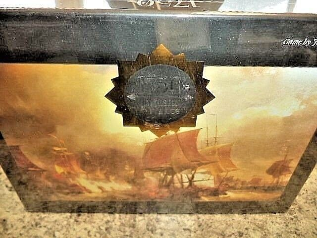 1750: Britain vs. France - Battle Hardened Games War Board Game Nuovo