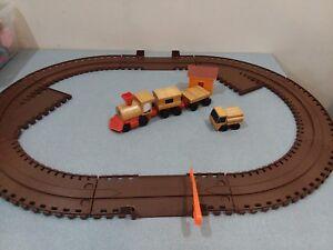 Vintage motor putt putt railroad by Mattel