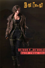 1/6 Resident Evil The Final Chapter Alice Milla Jovovich Figure Full Set USA
