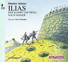 Ilias. 4 CDs von Dimiter Inkiow (2004)