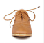 Brogue-Women-Retro-Lace-Up-Wing-Tip-Oxford-College-Style-Flat-Causal-Shoes-E609 thumbnail 6