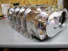 New Show polished 6-71 street blower Gas hemi 426 392 354 drag show Chevy 671