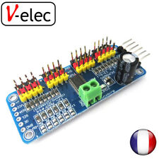1336# 16 Channel 12-bit PWM/Servo Driver-I2C interface PCA9685 module arduino