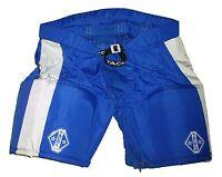 NEW Tackla 5000X Pro Stock Hockey Pant Shells (Size 50 - MEDIUM) Maple Leafs