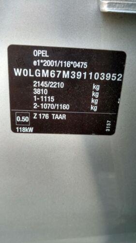 Vauxhall Insignia 2.0 cdti 09-12 Z176  BREAKING FUEL INJECTOR PN 0445110327