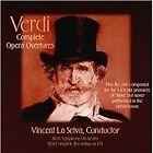 Giuseppe Verdi - Verdi: Complete Opera Overtures (2001)
