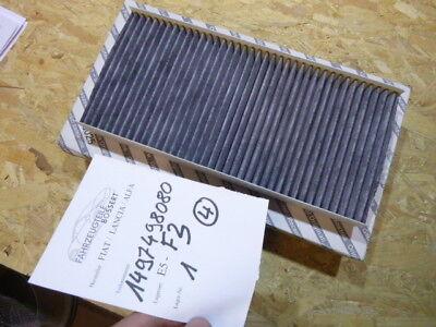 Geschenkt Filteristen KIRF-109-DE Innenraumfilter passt für Fiat Ulysse
