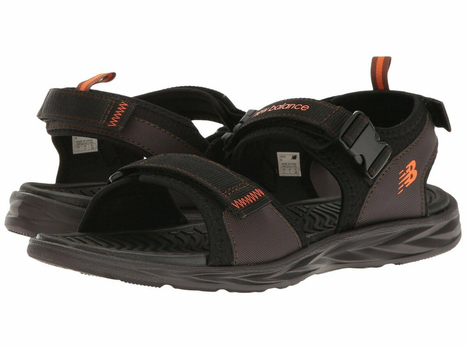 Men New Balance Balance Balance Response Adjustable Sandal M2067BR Brown 100% Authentic New dee3b8
