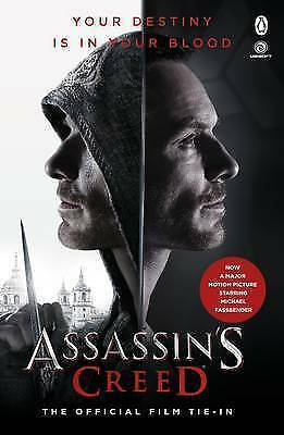 """1 of 1 - """"AS NEW"""" Assassin's Creed: The Official Film Tie-In, Golden, Christie, Book"""