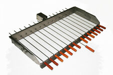 BBQ Cypriot Grill Top Rotisserie Kebab Skewers - Large