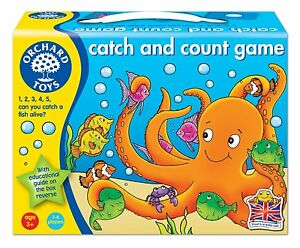 New-Orchard-Toys-Catch-and-Count-Educational-Kids-Role-Play-Board-Game-Toy