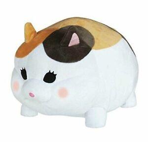 SQUARE-ENIX-Final-Fantasy-XIV-Fat-Cat-Plush-Cushion-Pillow-FF-15