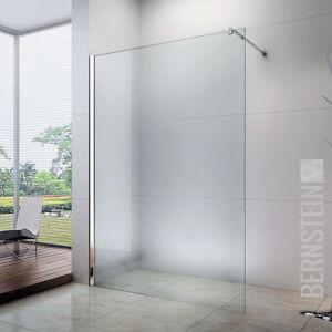 Paroi de douche fixe espace de douche sans porte douche l 39 italienne ex101 ebay - Parois de douche a l italienne ...