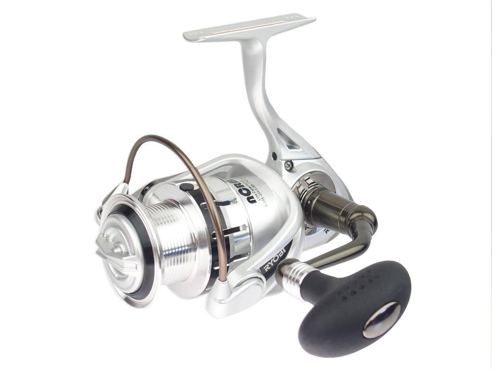Ryobi Ryobi Ryobi Maturity / Größes: 1000-8000 / Carrete spinning / aluminum spool 67b3f9