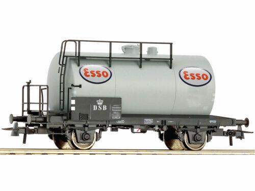 ROCO 67608 wagons chaudière VOITURE ESSO DSB h0