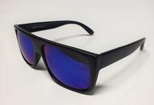 Rythm Flat Top gafas de sol Retro Vintage Sunglasses gafas efecto espejo
