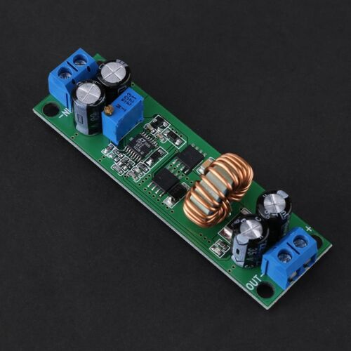DC-DC 12-60V to 3//6//9//12//24V 10A Adjustable Buck Converter Step Down New Module