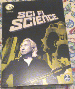 Sci Fi Science Triple Pack DVD - Gloucester, United Kingdom - Sci Fi Science Triple Pack DVD - Gloucester, United Kingdom