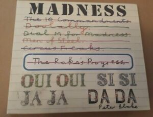 MADNESS-OUI-OUI-SI-SI-JA-JA-DA-DA-CD-PROMO-DIGIPAK-ALBUM-EXCELLENT-2012