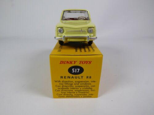 DINKY TOYS DeAgostini  MODELLAUTO CAR DIECAST 517 Renault R8