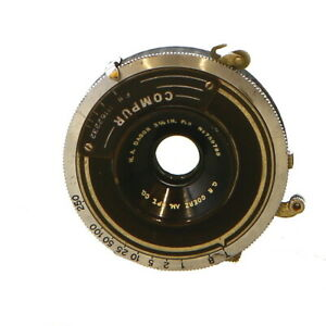 Vintage-C-P-Goerz-3-5-8-034-F-8-W-A-Dagor-in-Compur-Shutter-UG