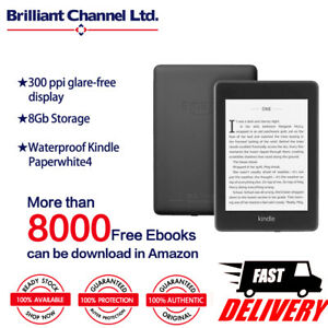 Amazon-Kindle-Paperwhite-4-10th-Generation-8GB-Wi-Fi-Built-in-Light-2018-Ver