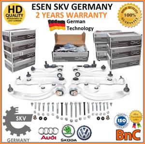 Brazos-Control-Kit-Set-Audi-A4-B6-8E-B7-Seat-Exeo-enlaces-de-suspension-delantera-de-pista