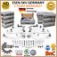 Brazos-Control-Kit-Set-Audi-A4-B6-8E-B7-Seat-Exeo-enlaces-de-suspension-delantera-de-pista miniatura 1
