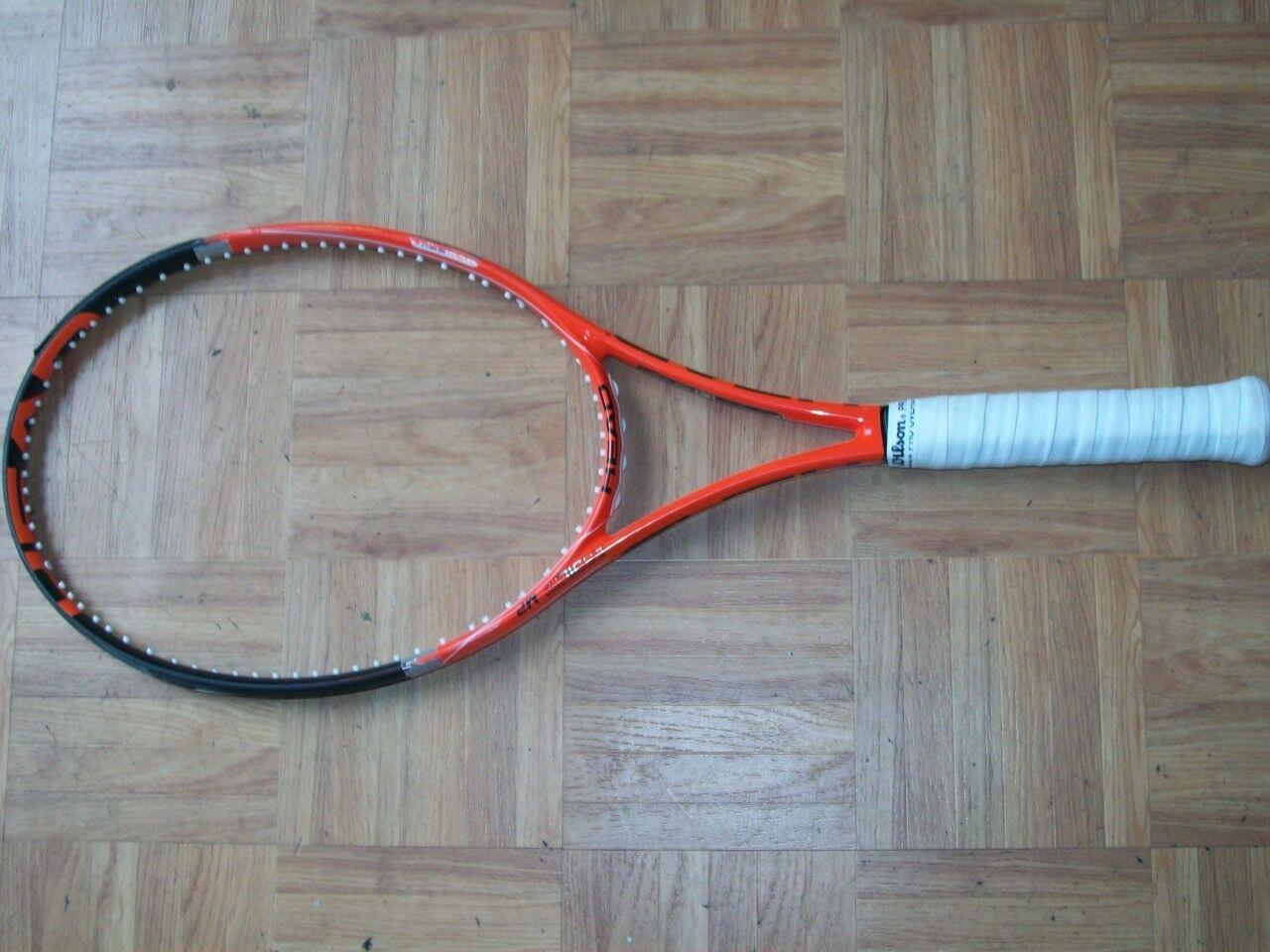 Cabeza Youtek Radical Midplus 98 cabeza 4 3 8 Grip Tenis Raqueta