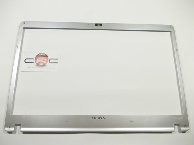 Sony VAIO PCG-3D1M / VGN-FW21M Marco Pantalla Screen Bezel 013-000A-8138-B