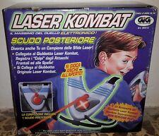 Laser Kombat Scudo Posteriore Gig Accessorio Giubbotto Raggi Infrarossi Raro '97