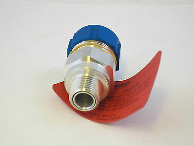 """THOMAS /& BETTS HLT100 1/"""" TRAY CABLE CONNECTOR FOR HAZARDOUS LOCATIONS"""