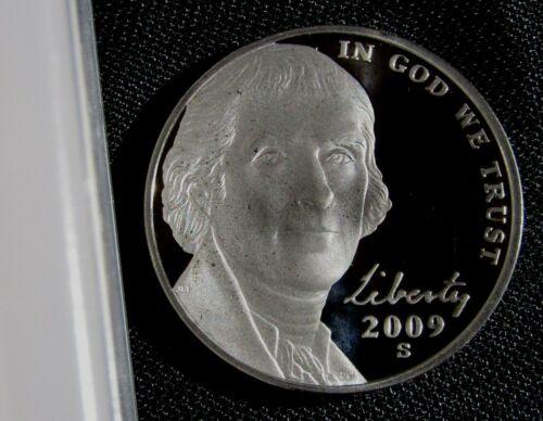 Proof Jefferson Nickel 2009-S 5C DC