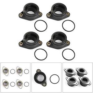Carburateur-Pipes-D-039-Admission-Titulaire-Pour-Suzuki-GSX750F-750-GSXR750-89-90-B5