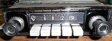 1960's BLAUPUNKT VIENNA RADIO, JAGUAR XKE E-TYPE MERCEDES PORSCHE EXC USED CND