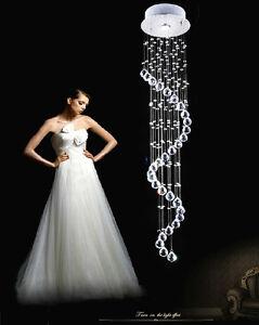 Modern-Spiral-Crystal-droplet-Cascading-Ceiling-Light-Pendant-Lamp-Chandelier