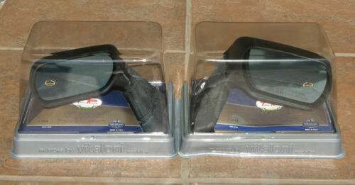 New Old Stock Vitaloni Turbo Racing Side-view Mirror Set Made in Italy!