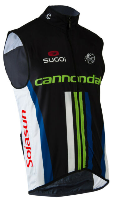 Sugoi Cannondale Pro Cycling Team Cycling Socks in Black