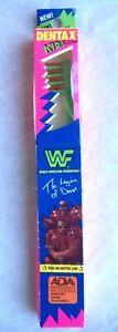 WWF-Wrestling-Dentax-Kids-Toothbrush-Hulk-Hogan-New