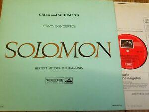 ASD 272 Grieg  Schumann Piano Concertos  Solomon  Menges  Philharmonia - Worthing, United Kingdom - ASD 272 Grieg  Schumann Piano Concertos  Solomon  Menges  Philharmonia - Worthing, United Kingdom