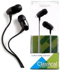 Radiopaq EARC99-CL-000 Custom Tuned Classical Earphones Original / Brand New
