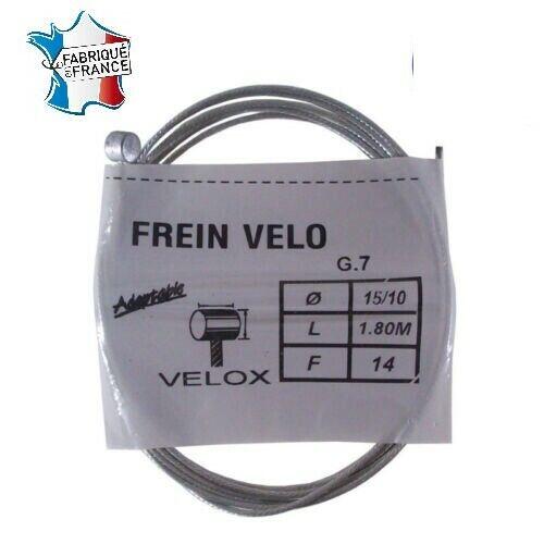 Cable de frein 1,80 m Weinmann pour VTT  vélo ancien vintage Velox
