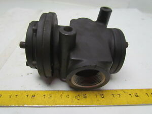 Norgren A1027C-A1 Single Air Pilot Operated Spring Return Poppet Valve 2 Pos