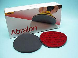 Mirka-Abralon-Schleifscheiben-P180-bis-P4000-150mm-Klett