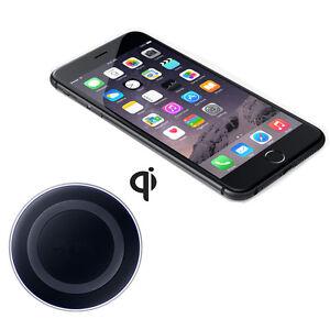 qi drahtlose ladestation pad f r apple iphone 6 plus. Black Bedroom Furniture Sets. Home Design Ideas