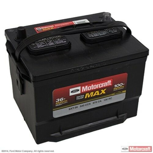Battery-Tested Tough Max Motorcraft BXT-59 For Sale Online